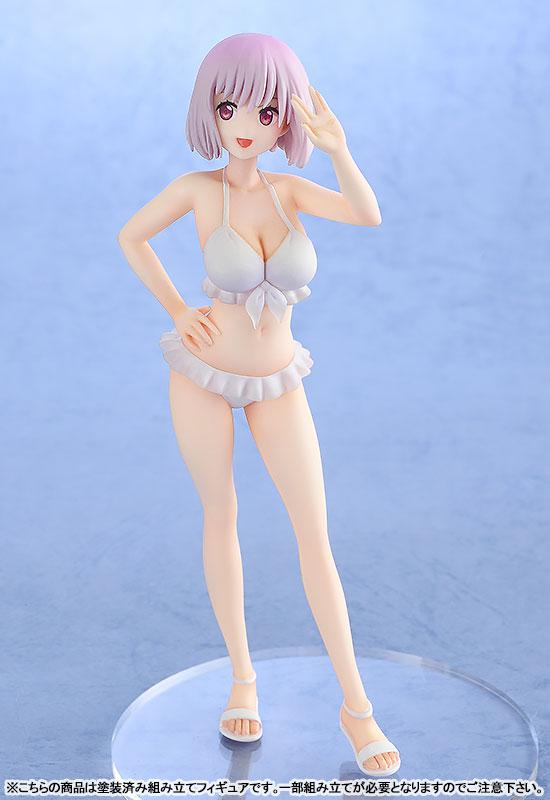 S-STYLE SSSS.GRIDMAN Akane Shinjo Swimsuit Ver. 1/12 Pre-painted Assembly Figure 0