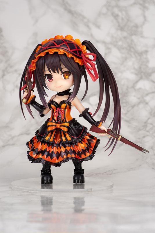 Deformed Series Lulumecu Date A Live Kurumi Tokisaki Complete Figure product