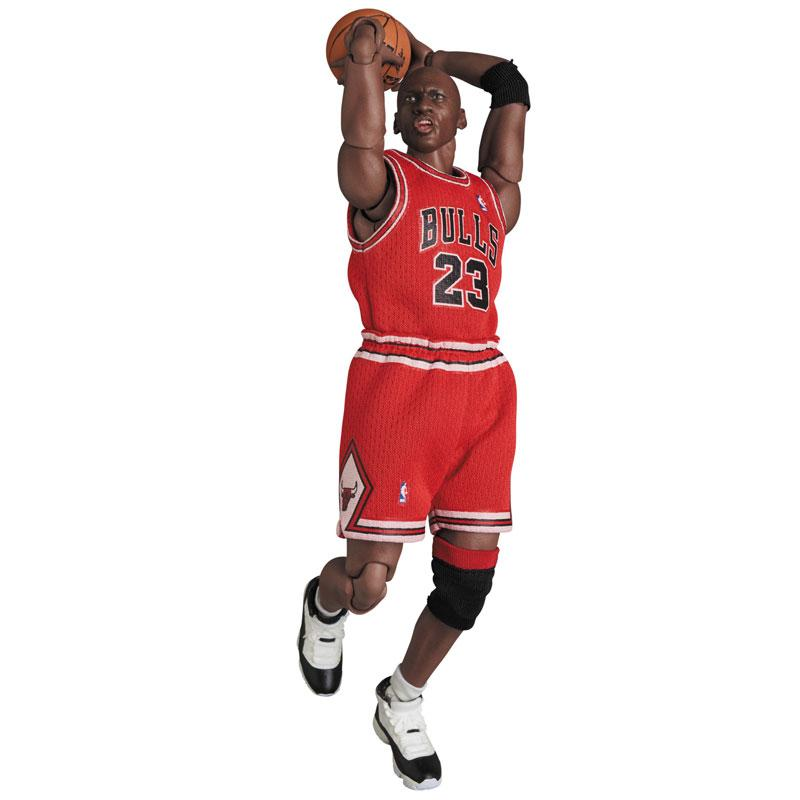 Mafex No.100 MAFEX Michael Jordan (Chicago Bulls) 6