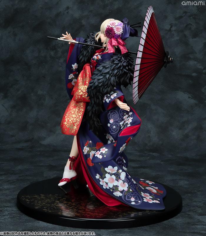 KDcolle Movie Fate/stay night [Heaven's Feel] Saber Alter Kimono Ver. 1/7 Complete Figure 1