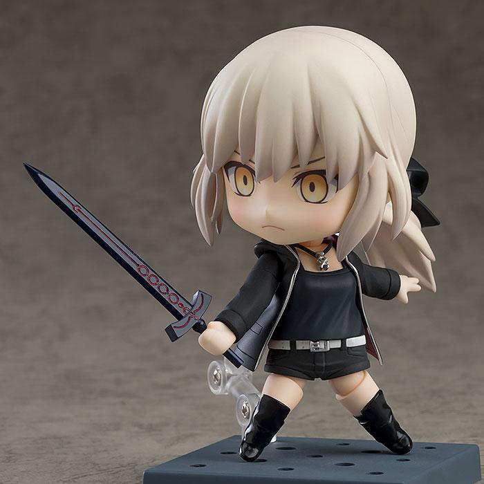 Nendoroid Fate/Grand Order Saber/Altria Pendragon (Alter) Shinjuku Ver. & Cuirassier Noir