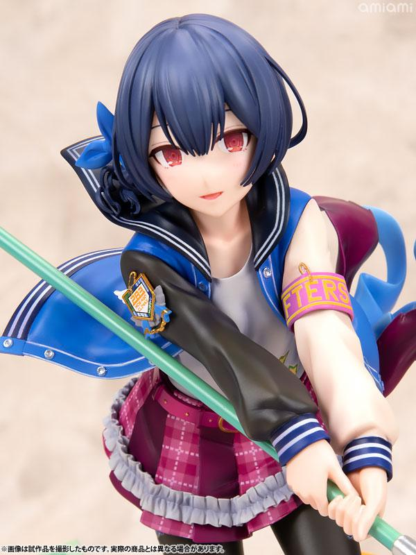 THE IDOLM@STER SHINY COLORS Rinze Morino Brave Hero Jersey ver. 1/8 Complete Figure 6