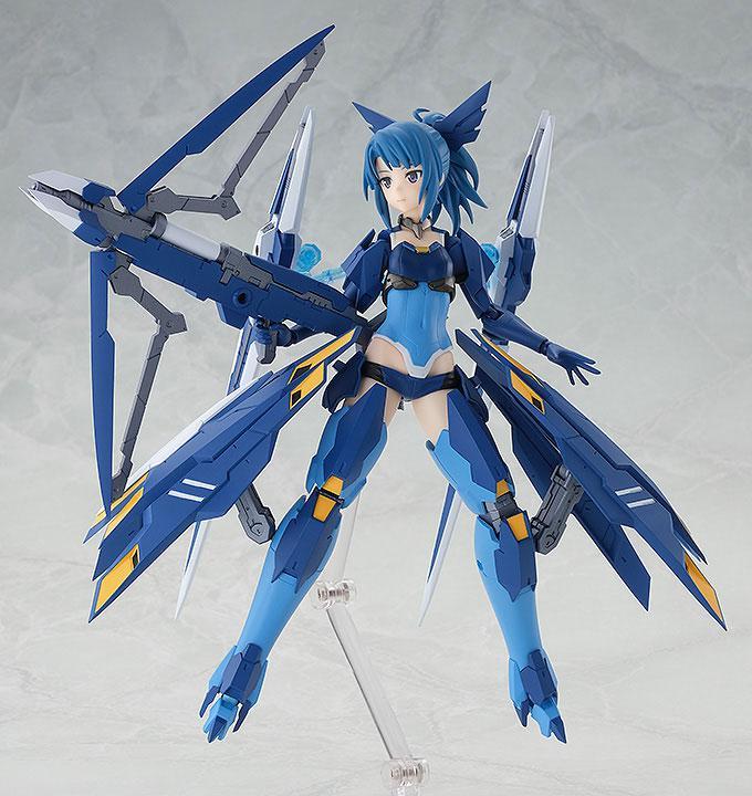 figma Alice Gear Aegis Rei Takanashi main