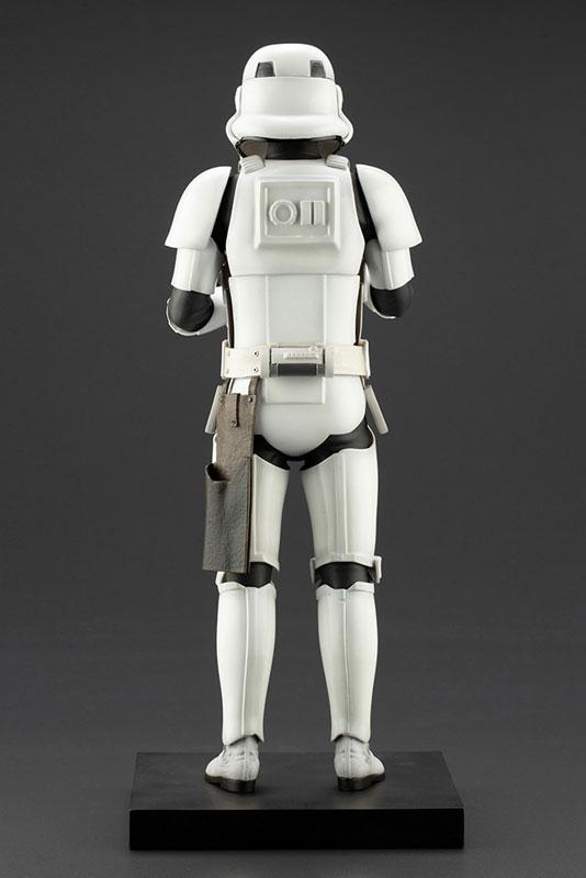ARTFX Star Wars /A New Hope Stormtrooper A New Hope ver. 1/7 Easy Assembly Kit 3