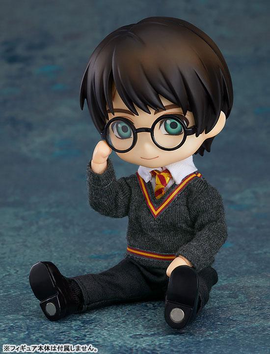 Nendoroid Doll Outfit Set Harry Potter Gryffindor Uniform: Boy 4