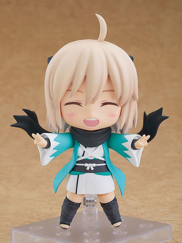 Nendoroid Fate/Grand Order Saber/Souji Okita Ascension Ver.