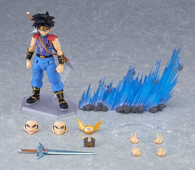 figma Dragon Quest: The Adventure of Dai Dai