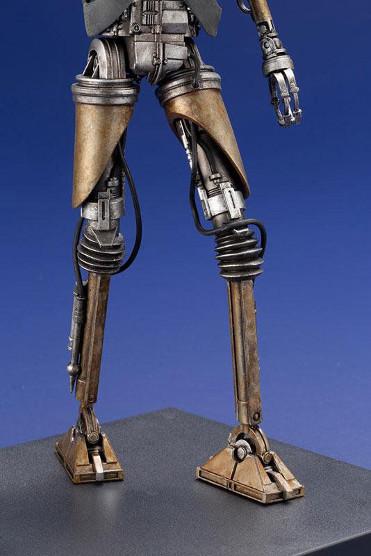 ARTFX+ Star Wars: The Mandalorian (Original Title) IG-11 1/10 Easy Assembly Kit 10