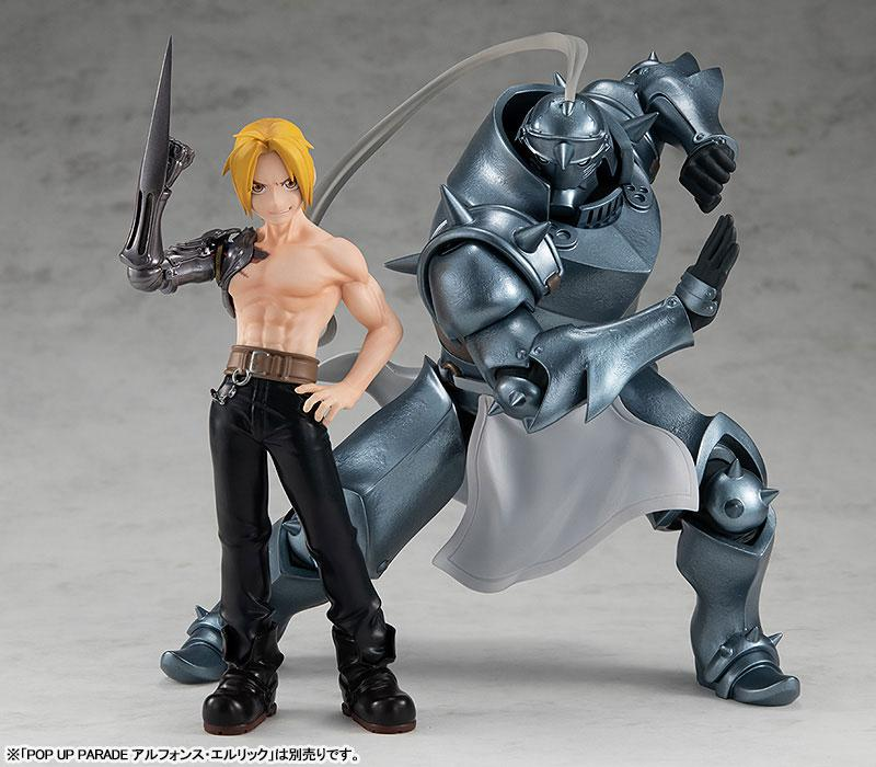 POP UP PARADE FULLMETAL ALCHEMIST Edward Elric Complete Figure