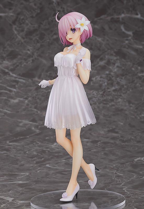 Fate/Grand Order Shielder/Mash Kyrielight Heroic Spirit Formal Dress Ver. 1/7 Complete Figure