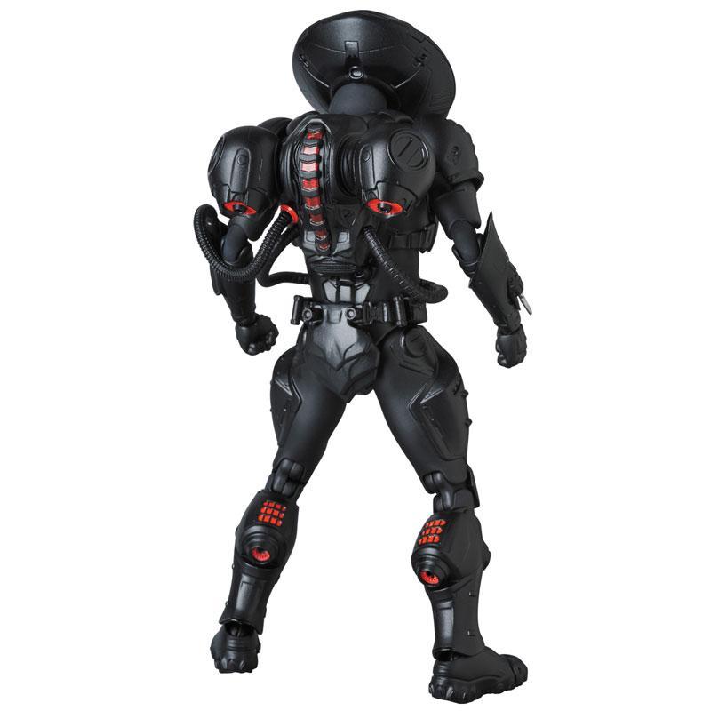 """MAFEX No.111 MAFEX BLACK MANTA """"AQUAMAN"""" 4"""