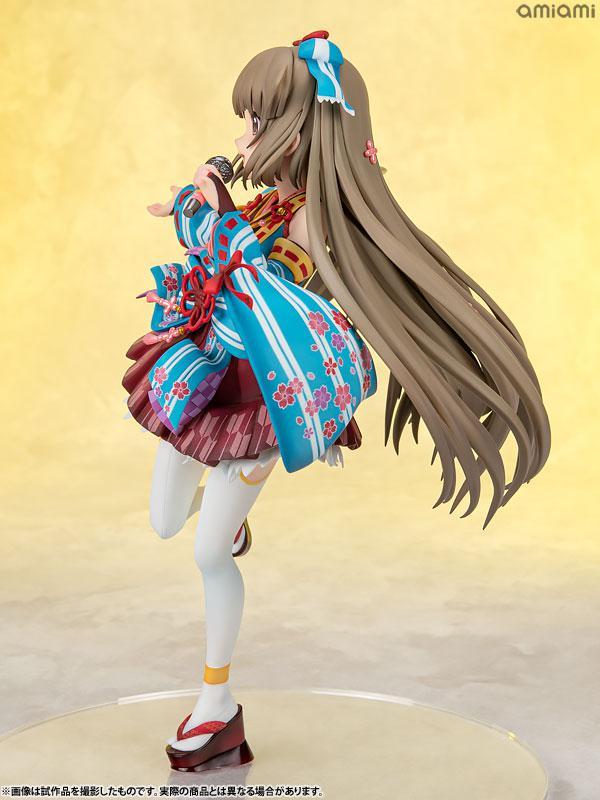 THE IDOLM@STER Cinderella Girls Yoshino Yorita Wadatsumi no Michibikite Ver. 1/7 Complete Figure 1