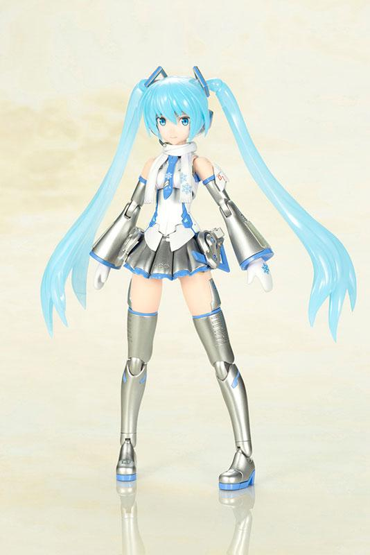 Frame Arms Girl - Frame Music Girl Snow Miku Plastic Model