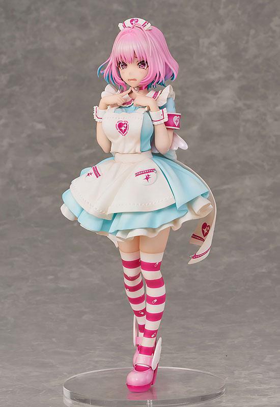THE IDOLM@STER Cinderella Girls Riamu Yumemi 1/7 Complete Figure 0