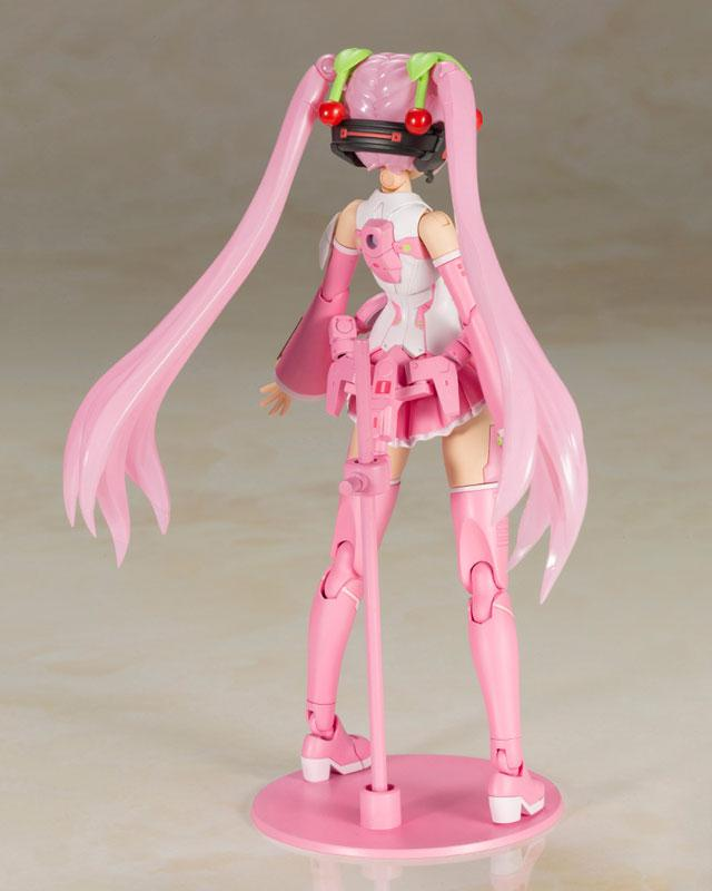 Frame Arms Girl Frame Music Girl Sakura Miku Plastic Model 0