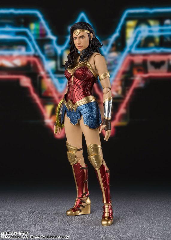 "S.H.Figuarts Wonder Woman (WW84) ""Wonder Woman 1984"" product"