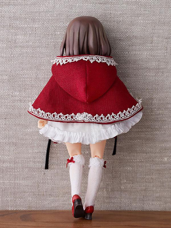 [Exclusive Sale] PARDOLL Little Red Riding Hood Posable Figure 4