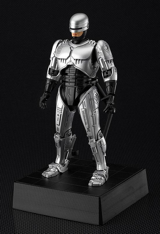 HAGANE WORKS Robocop Posable Figure