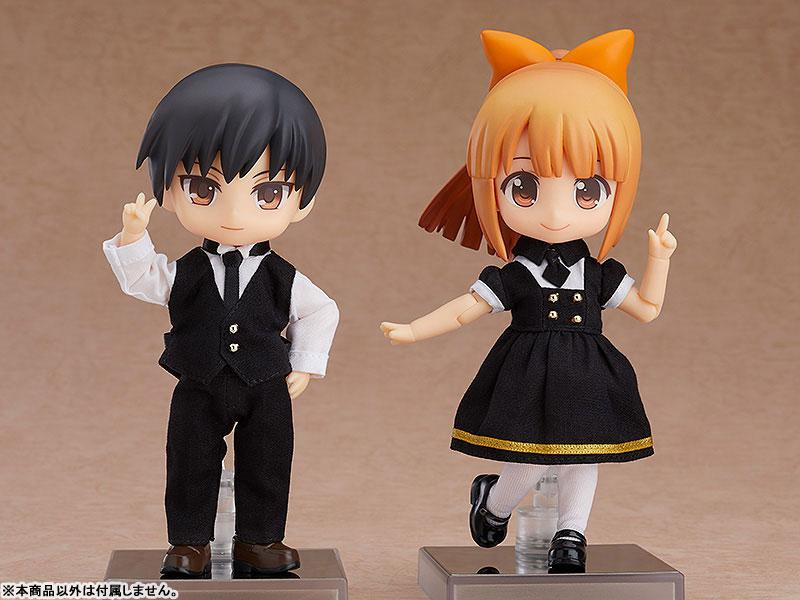 Nendoroid Doll Outfit Set (Cafe: Girl) 2