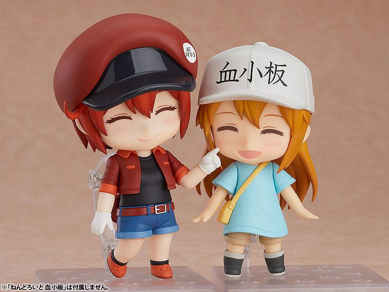 Nendoroid Cells at Work! Red Blood Cell 4