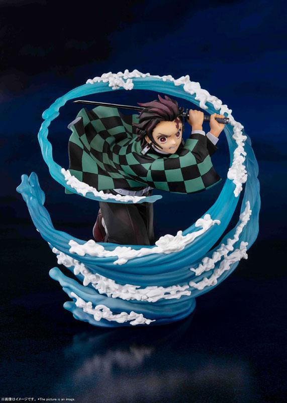 """Figuarts ZERO Tanjiro Kamado -Water Breath- """"Kimetsu no Yaiba"""" 0"""
