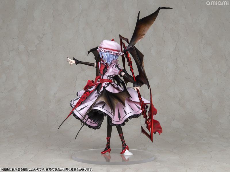 Touhou Project - Remilia Scarlet [Koumajou Densetsu Ver.] 1/8 Complete Figure 1