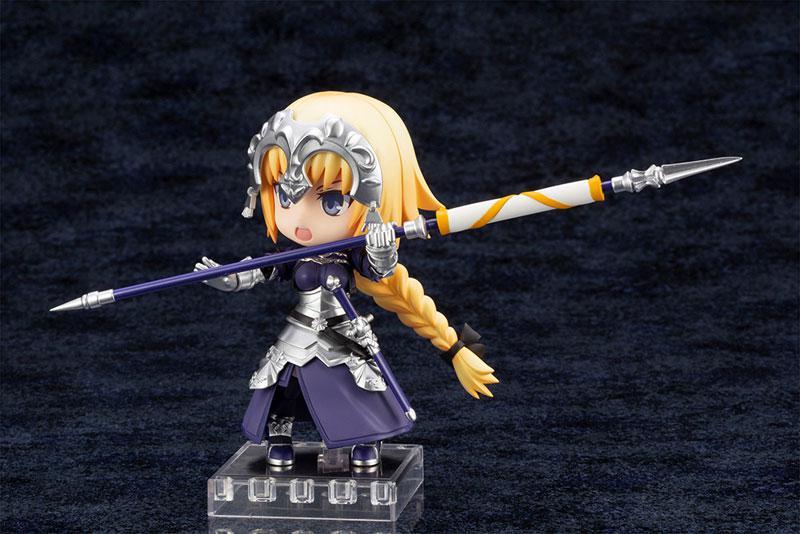 Cu-poche Fate/Grand Order Ruler/Jeanne d'Arc Posable Figure