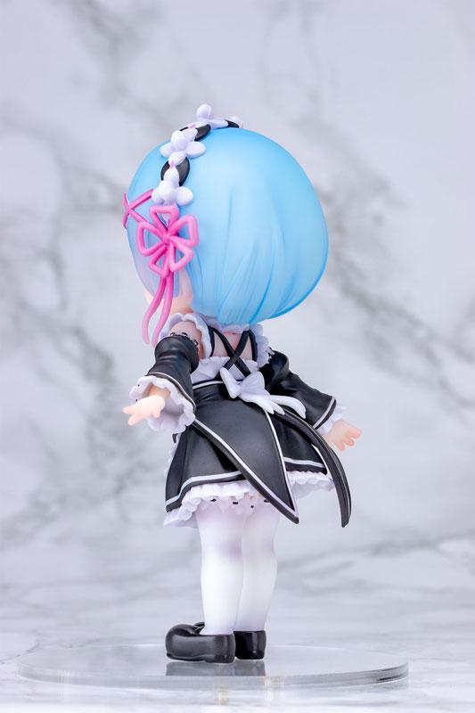 "Lulumecu Re:ZERO -Starting Life in Another World- ""Rem"" Deformed Figure 4"