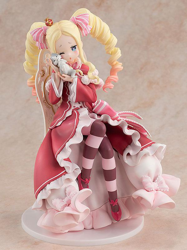 KDcolle Re:ZERO -Starting Life in Another World- Beatrice Tea Party Ver. 1/7 Complete Figure main