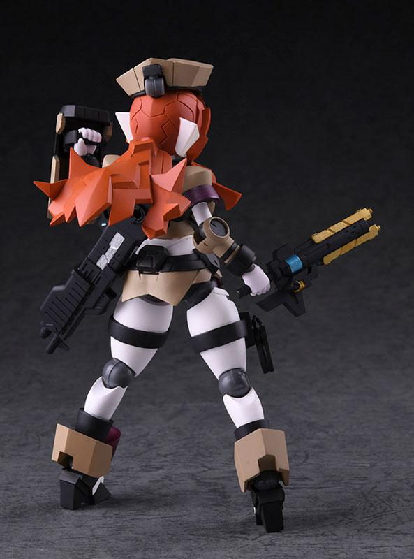 Polynian Betty Complete Model Action Figure product
