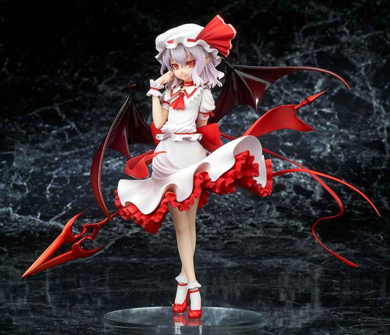 """Touhou Project """"Eien ni Akai Osanaki Tsuki"""" Remilia Scarlet 1/8 Complete Figure product"""