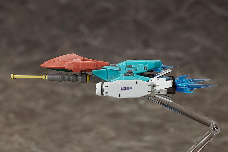 figma Galaxian Galaxip GFX-D001a / Galaga Fighter GFX-D002f 3
