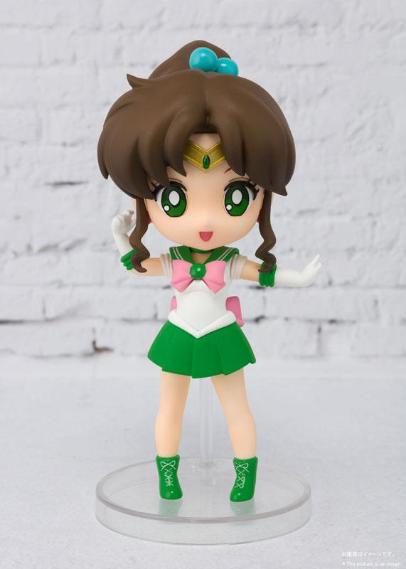 "Figuarts mini Sailor Jupiter ""Sailor Moon"" product"