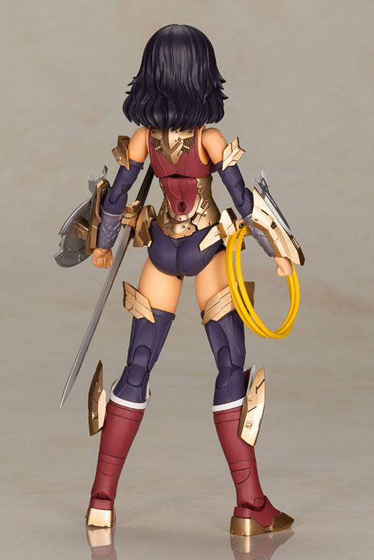 Cross Frame Girl Wonder Woman Humikane Shimada Ver. Plastic Model product