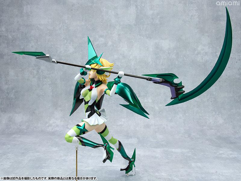 Senki Zessho Symphogear GX Kirika Akatsuki 1/7 Complete Figure