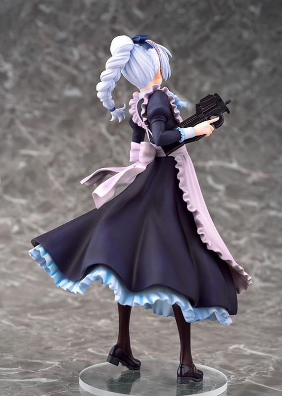 Full Metal Panic! Invisible Victory Teletha Testarossa Maid Ver. 1/7 Complete Figure 1