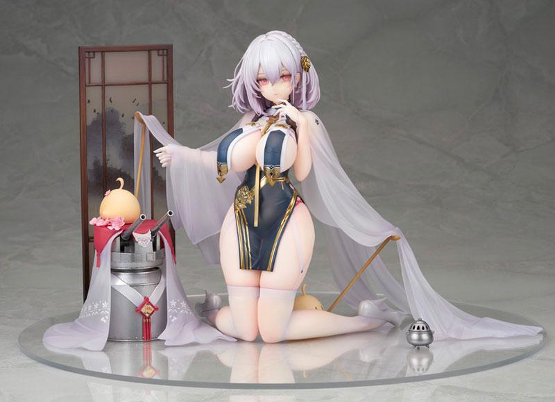Azur Lane Sirius Blue Waves and Clouds Ver. 1/7 Complete Figure product