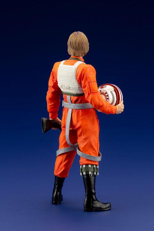 ARTFX+ Star Wars Luke Skywalker X-WING Pilot 1/10 Easy Assembly Kit 1