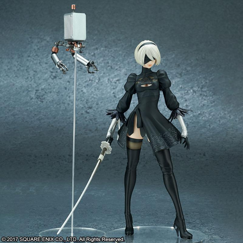 NieR:Automata 2B (YoRHa No.2 Type B) DX Ver. Complete Figure
