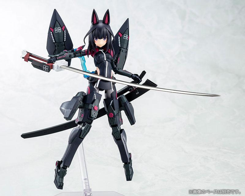 [Bonus] Megami Device x Alice Gear Aegis Kaede Agatsuma [Kaiden] Plastic Model 0