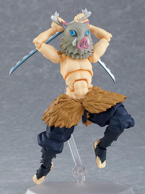 figma Demon Slayer: Kimetsu no Yaiba Inosuke Hashibira DX Edition