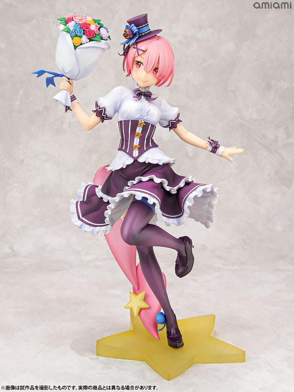 KDcolle Re:ZERO -Starting Life in Another World- Ram Birthday Ver. 1/7 Complete Figure 0