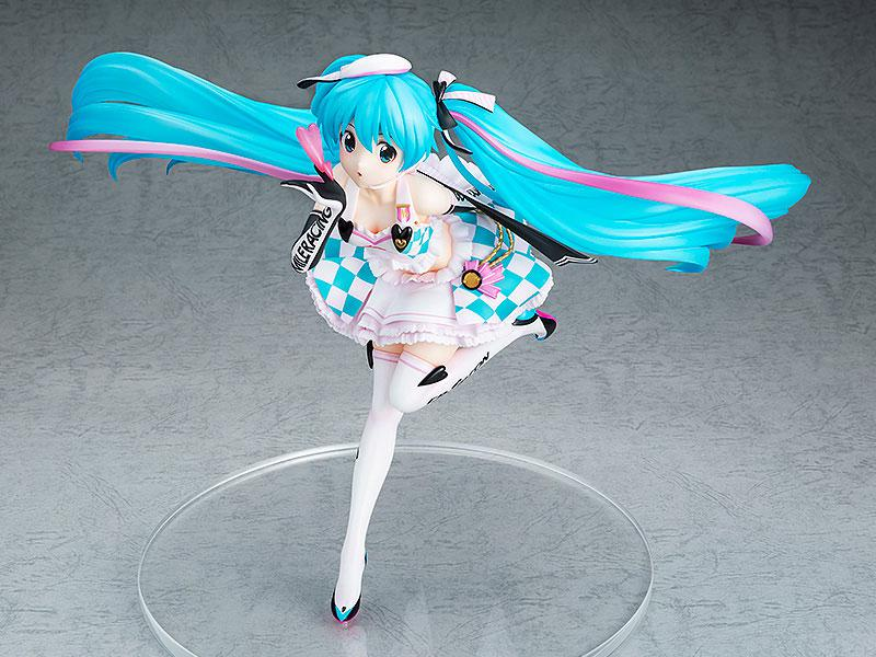 Hatsune Miku GT Project Racing Miku 2019 Ver. Side Key Visual 1/7 Complete Figure