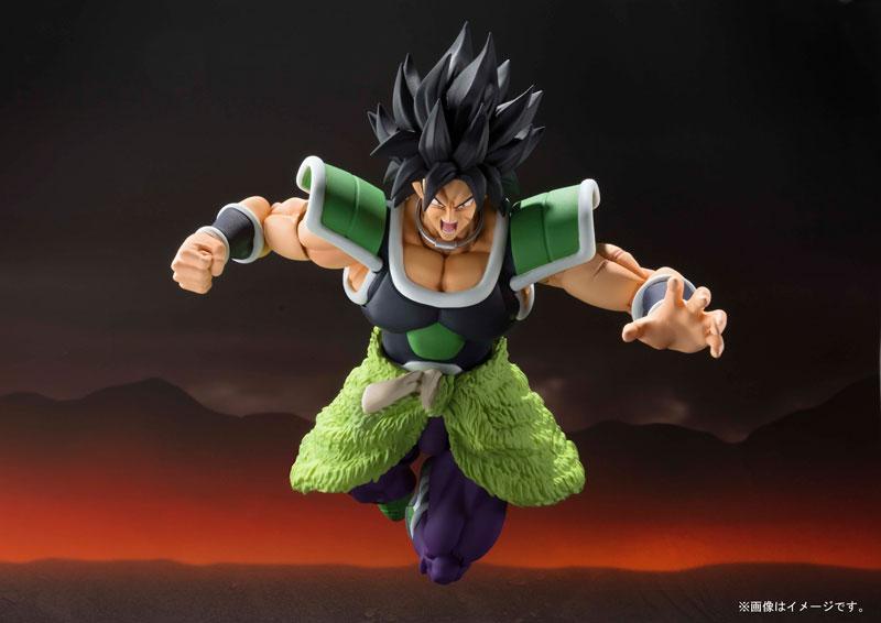 "S.H.Figuarts Broly -Super- ""Dragon Ball Super Broly"""
