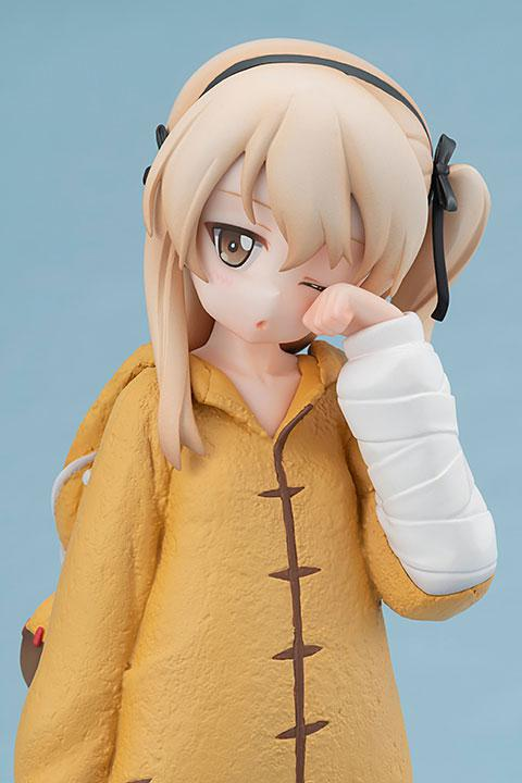 Girls und Panzer das Finale Alice Shimada Boko Pajamas Ver. 1/7 Complete Figure 9