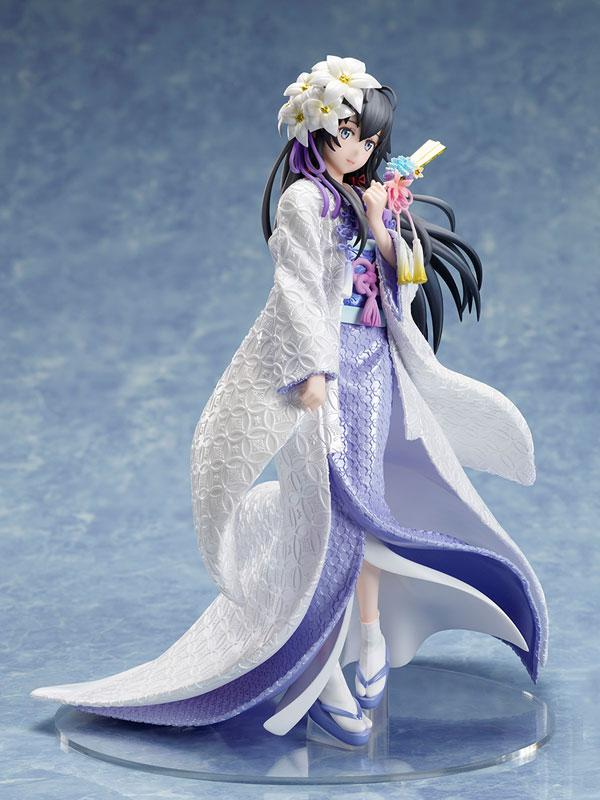 My Teen Romantic Comedy SNAFU. Completion Yukino Yukinoshita -White Kimono- 1/7 Complete Figure product