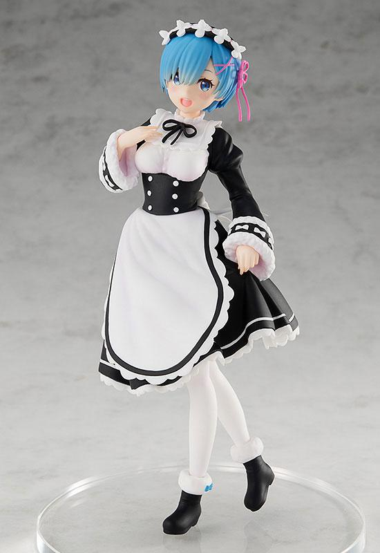 POP UP PARADE Re:ZERO -Starting Life in Another World- Rem Ice Season Ver. Complete Figure