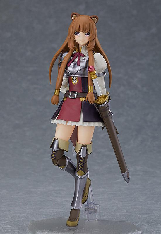 figma The Rising of the Shield Hero Raphtalia 1