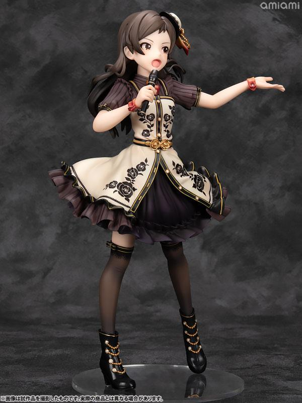 THE IDOLM@STER Million Live! Shiho Kitazawa Chocoliere Rose ver. 1/8 Complete Figure