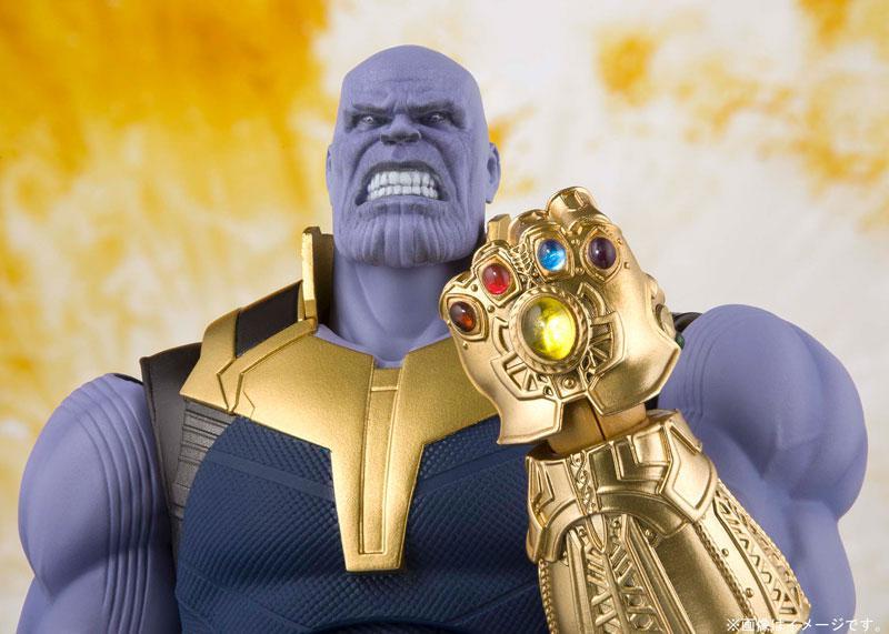 S.H. Figuarts Thanos (Avengers: Infinity War) 2